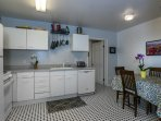Full kitchen located off of Guest Bedroom #4 allows for guests to have some extra space for meal prep!