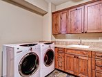 Laundry facilities