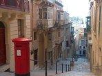 Valletta beautiful baroque city