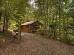 3 bedroom Mountain cabin full of peace and serenity.