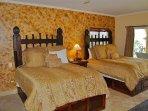 Guest Bedroom - 2 Queens