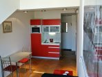 Kitchennete corner