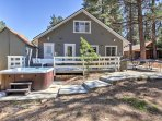 This home features amazing outdoor amenities!