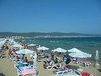 Sunny Beach.