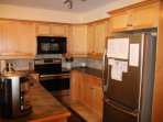 #209 fully equiped kitchen.