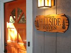 Welcome to Hillside Haven