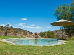 Rietfontein Guest Farm - Swimming Pool