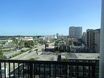 View of Ocean Boulevard from Balcony