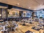 Wyndham Clearwater Beach Resort restaurant