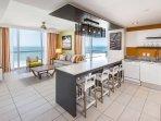 Wyndham Clearwater Beach Resort kitchen