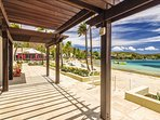 Wyndham Margaritaville St. Thomas beach