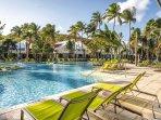 Wyndham Margaritaville St. Thomas outdoor pool
