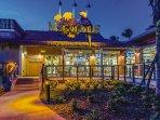 Wyndham Margaritaville St. Thomas restaurant