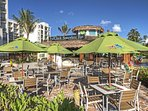 Margaritaville Vacation Club Wyndham Rio Mar bar