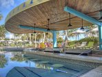 Margaritaville Vacation Club Wyndham Rio Mar outdoor pool