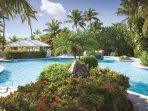 Elysian Beach Resort outdoor pool