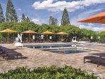 Paniolo Greens Resort outdoor pool