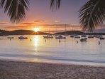 Elysian Beach Resort beach