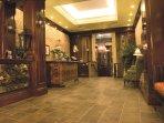Wyndham La Belle Maison lobby