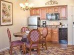 Wyndham La Belle Maison living room