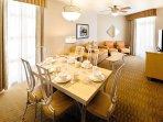 Wyndham Vacation Resort Ocean Boulevard dining area