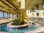 Wyndham Vacation Resort Ocean Boulevard indoor pool