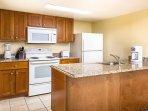 Wyndham Vacation Resort Pagosa kitchen