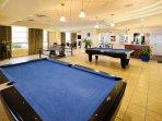 Wyndham Vacation Resort Ocean Boulevard gameroom