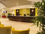 Wyndham Vacation Resort Ocean Boulevard lobby