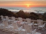Wyndham Vacation Resort Ocean Boulevard terrace