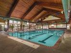 Wyndham Vacation Resort Pagosa indoor pool