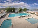WorldMark Lake of the Ozarks outdoor pool