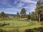 Wyndham Vacation Resort Pagosa golf