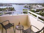 Wyndham Vacation Resort Santa Barbara balcony