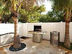 Wyndham Vacation Resort Santa Barbara bbq