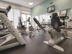 Wyndham Vacation Resort Santa Barbara fitness area