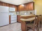 Wyndham Vacation Resort Santa Barbara kitchen