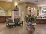 Wyndham Vacation Resort Santa Barbara lobby
