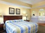 Wyndham Vacation Resorts Sea Gardens bedroom