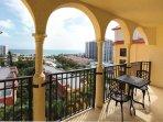 Wyndham Vacation Resorts Sea Gardens balcony