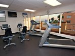 Wyndham Vacation Resort Royal Vista fitness area