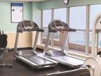 Wyndham Vacation Resort Royal Vista fitness area