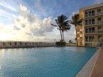 Wyndham Vacation Resorts Sea Gardens outdoor pool