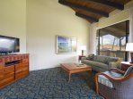 Wyndham Ka Eo Kai Living Room