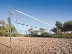 Legacy Golf Resort volley ball court