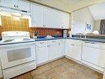 Wyndham Newport Overlook kitchen
