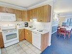 Wyndham Newport Onshore kitchen