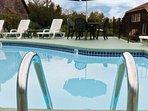 Wyndham Newport Overlook Pool Area Detail