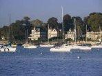 Wyndham Newport Overlook Surrounding Area