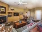 WorldMark Bison Ranch living room